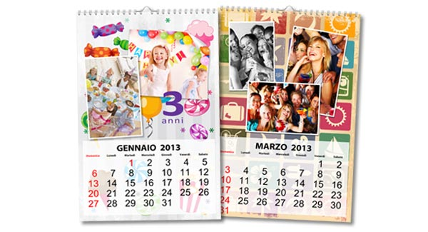 Calendario 2012 sul Blog di By.Ros